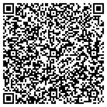 QR-код с контактной информацией организации Кричфалуший, ЧП