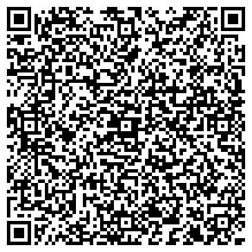 QR-код с контактной информацией организации Bluefilters Днепропетровск