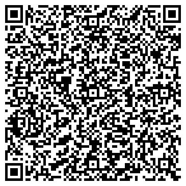 QR-код с контактной информацией организации ТехФинСервис, ЗАО
