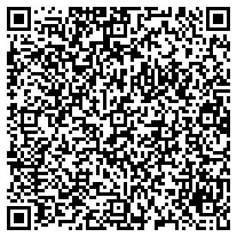 QR-код с контактной информацией организации БлюЭйрБел, ЧТУП