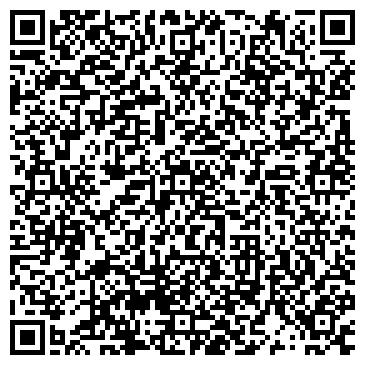 QR-код с контактной информацией организации ЧАО «Финпрофиль»