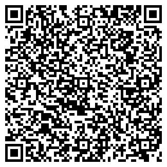 QR-код с контактной информацией организации ЧПФ ИРЭН