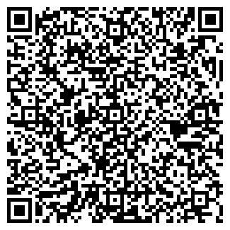 QR-код с контактной информацией организации D&D, ЧП