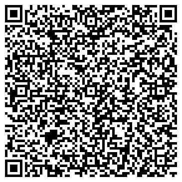 QR-код с контактной информацией организации Украинский автоцентр, ЧП