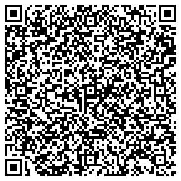 QR-код с контактной информацией организации Техномарт, ЧП