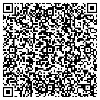 QR-код с контактной информацией организации ТЕХНИКОРС, ЗАО