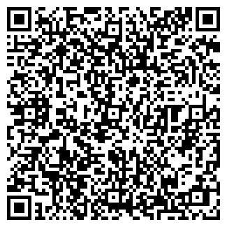 QR-код с контактной информацией организации АБРА