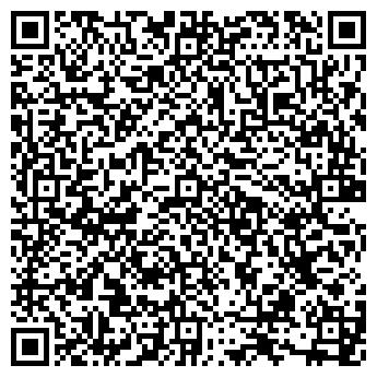 QR-код с контактной информацией организации Мел, ООО
