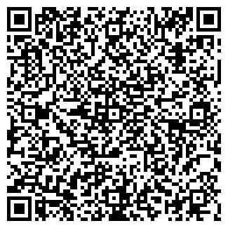 QR-код с контактной информацией организации У АФИНЫ