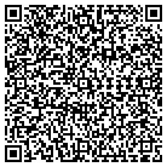QR-код с контактной информацией организации ПромТехАстана, ИП