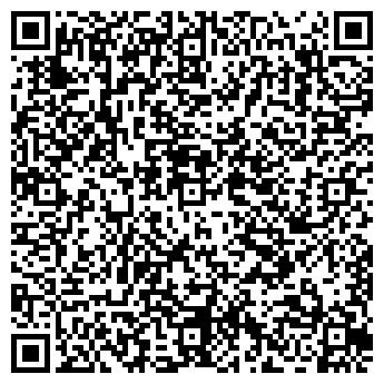 QR-код с контактной информацией организации Авто Союз, ООО
