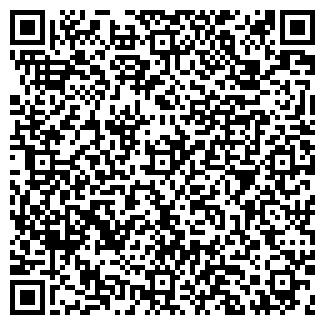 QR-код с контактной информацией организации Тера, ООО