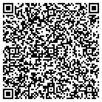 QR-код с контактной информацией организации ПВКБ «Радон»