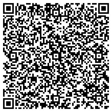 QR-код с контактной информацией организации ИЗБА ДЕ ЛЮКС