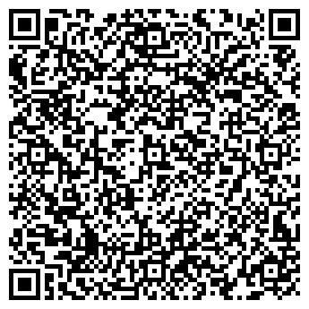 QR-код с контактной информацией организации ПП «Еллін»