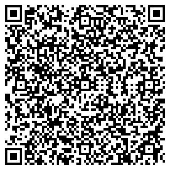 QR-код с контактной информацией организации Браз авто, ООО
