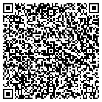 QR-код с контактной информацией организации ТехноФэйс, ЧП