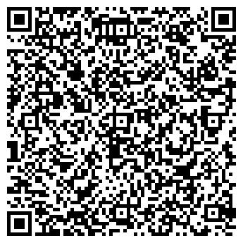 QR-код с контактной информацией организации Ride Car