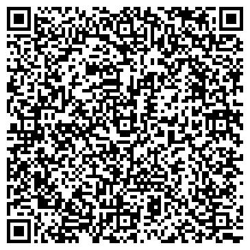 QR-код с контактной информацией организации МОТОТРЭР ГИБДД УВД ЦАО (МРЭО)