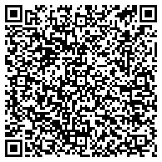 QR-код с контактной информацией организации Гараж45