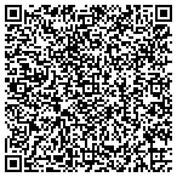 QR-код с контактной информацией организации ИНТЕРСТРОЙСЕРВИС 2009