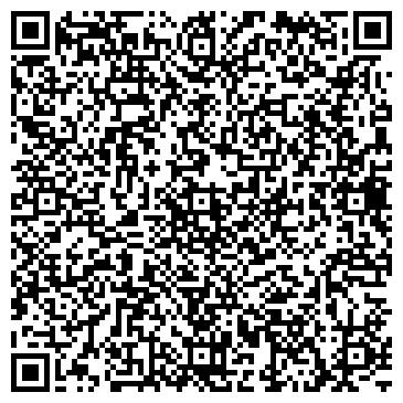 QR-код с контактной информацией организации Интерент-магазин автозапчастей, ООО