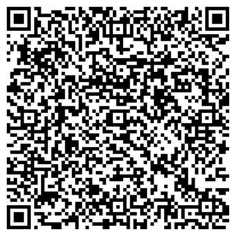 QR-код с контактной информацией организации ЗАПЧАСТИ НА УАЗ