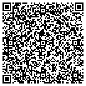 QR-код с контактной информацией организации МАЗтранссервис, ООО