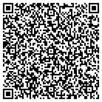 QR-код с контактной информацией организации Техномир, ЧП