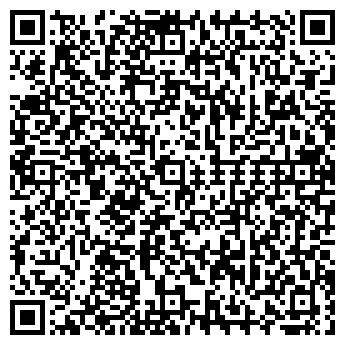 QR-код с контактной информацией организации Пежо, ООО