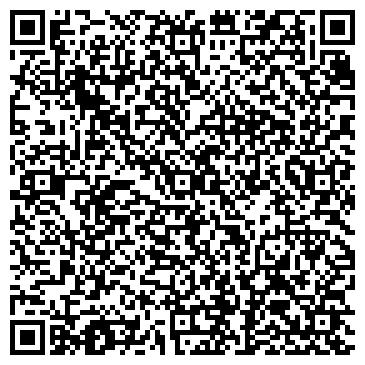 QR-код с контактной информацией организации Брава,автомагазин,компания