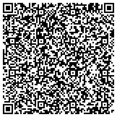 QR-код с контактной информацией организации ВКО КЛУБ МЕТРОМАРКЕТ СОКОЛ