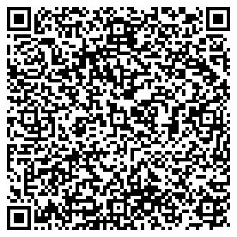 QR-код с контактной информацией организации GLASCON,ЧП