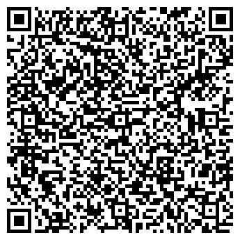 QR-код с контактной информацией организации Петрик ЧП