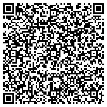 QR-код с контактной информацией организации ШЕСТЬ БАНОК