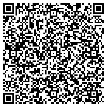 QR-код с контактной информацией организации СакураАвто, ЧП