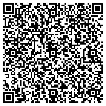 QR-код с контактной информацией организации Туржанова, ИП