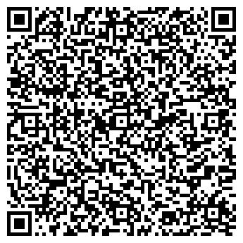 QR-код с контактной информацией организации Баймуканова Б.К, ИП