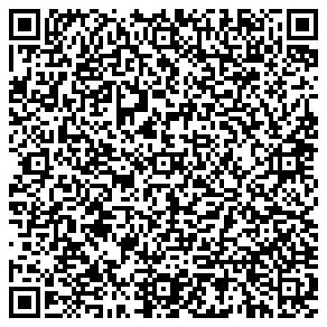 QR-код с контактной информацией организации Автозапчасти магазин, ИП