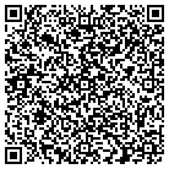 QR-код с контактной информацией организации ДАЙВА НА ЛЕНИНСКОМ