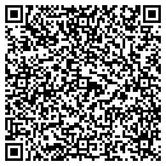QR-код с контактной информацией организации ип Жаналинов