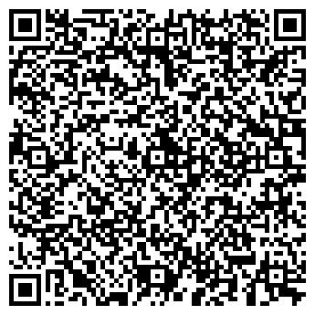 QR-код с контактной информацией организации ИП Исабаев