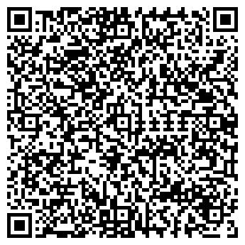 QR-код с контактной информацией организации Текстиль Украина