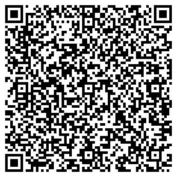 QR-код с контактной информацией организации Францавтомоторс, ЧТУП