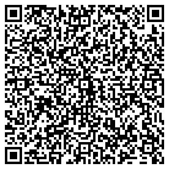 QR-код с контактной информацией организации Интервариа, ООО
