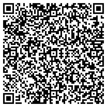 QR-код с контактной информацией организации Мой Проект, ЗАО