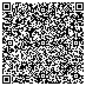 QR-код с контактной информацией организации Францемоторс, ТЧУП