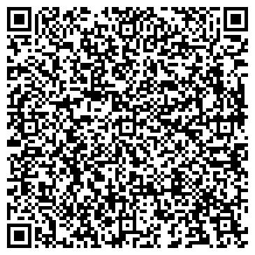 QR-код с контактной информацией организации Субъект предпринимательской деятельности СПД Середний С. В.