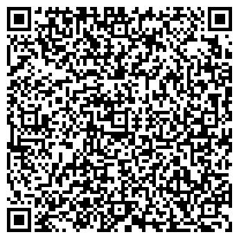 QR-код с контактной информацией организации Субъект предпринимательской деятельности ЧП Калюжный