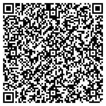 QR-код с контактной информацией организации СТО Удача Авто